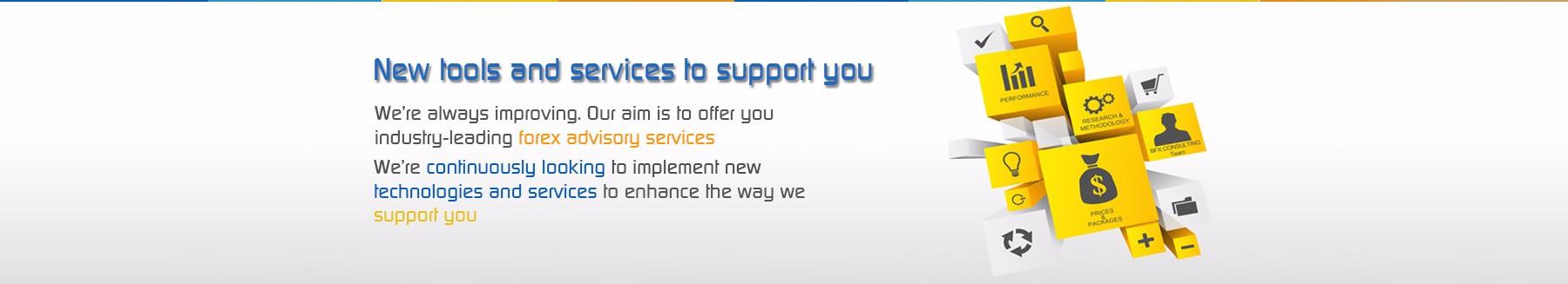 Forex advisory services