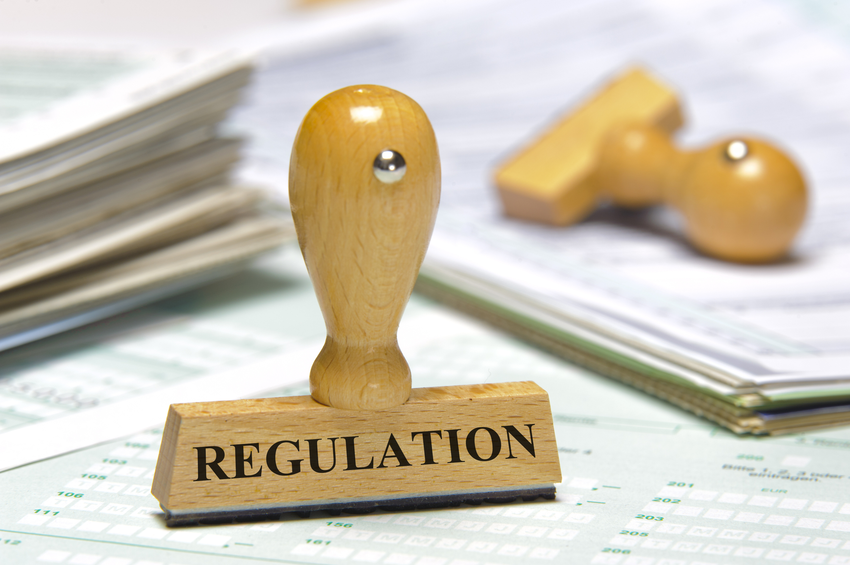 regulations | All the action from the casino floor: news, views and more
